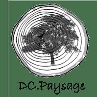DC PAYSAGE LOGO PAYSAGISTE 91 ELAGAGE 91